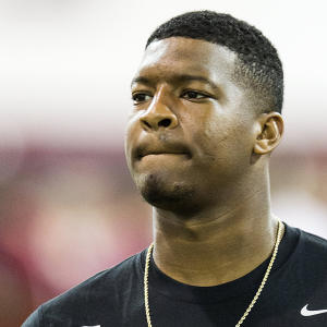 Jameis Winston showcases 'weakness' at FSU pro day