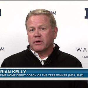 Brian Kelly: Jameis Winston is ready for the NFL