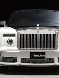 Rolls Royce Phantom 'Black Bison Edition' dari Wald
