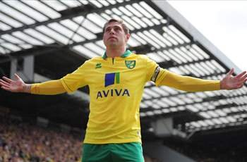 Grant Holt insists he is happy with life at Norwich City