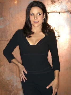 Julia Louis-Dreyfus CBS's The New Adventures of Old Christine