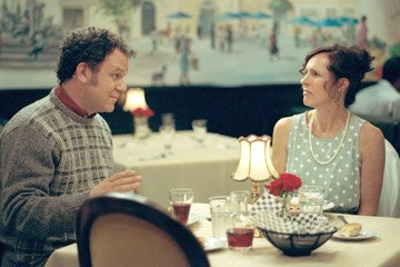 John C. Reilly and Molly Shannon of Paramount Vantage's Year of the Dog