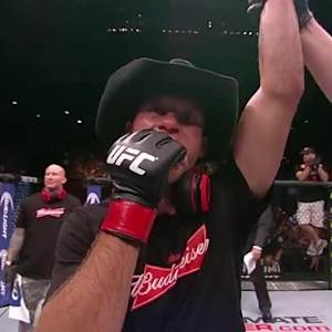 UFC 178: Donald Cerrone Octagon Interview