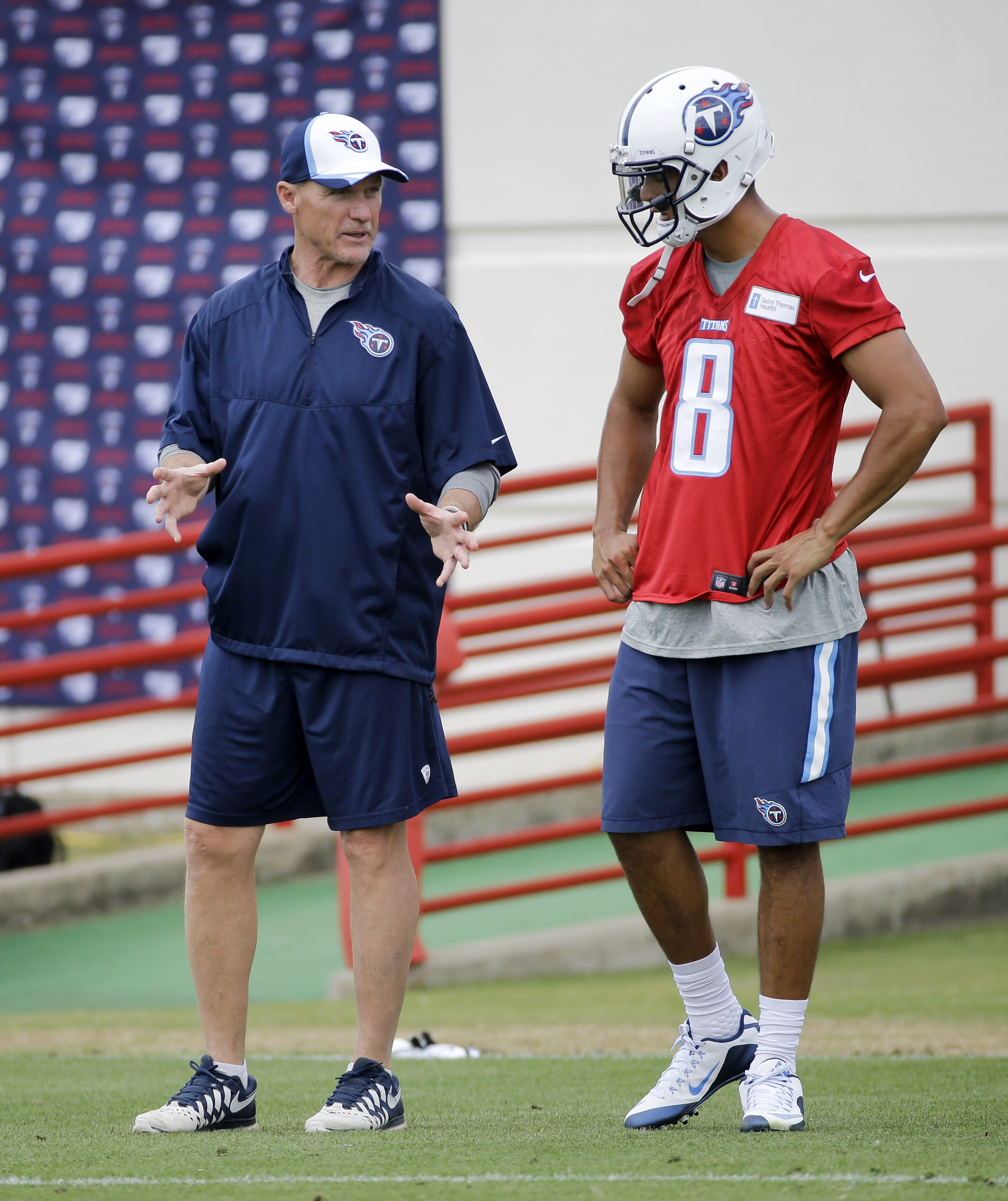 Greg Cosell's NFL analysis: The Titans' long-term plan with Mariota