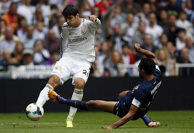 Arsenal and Tottenham Plan January Swoop for Real Madrid's Alvaro Morata - Report