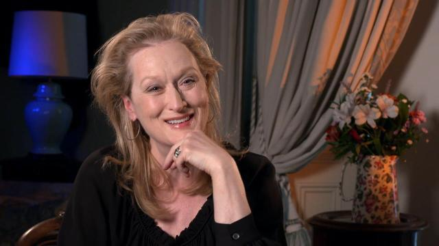 EXCLUSIVE: Meryl Streep Reveals How She Created Her Unique Rocker Look in 'Ricki and the Flash'