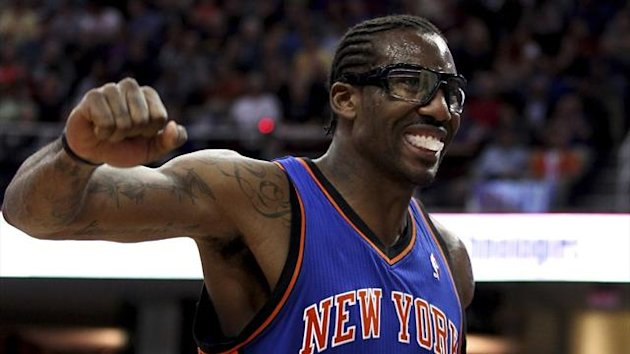 2011-12 NBA New York Knicks' Amar'e Stoudemire