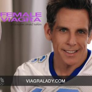 Ben Stiller's Commercial for Female Viagra Is Brilliant