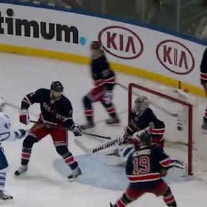 Bozak gets one-timer in front for OT winner