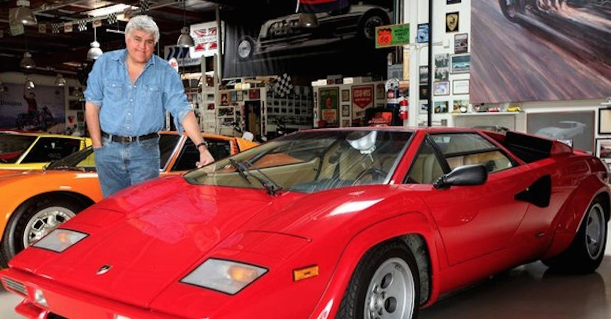 7 Most Amazing Cars In Jay Leno's Collection