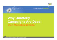 How Much Marketing Is Enough? image smarter marketing ebook cover
