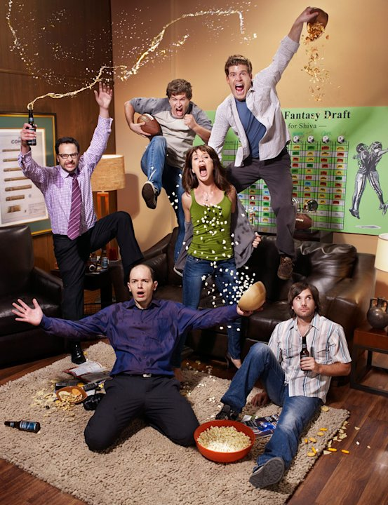 We all know at least one guy who's always obsessing over his fantasy football team to the point of absurdity, so why did it take so long for someone make a sitcom about it? Who knows, but FX's latest