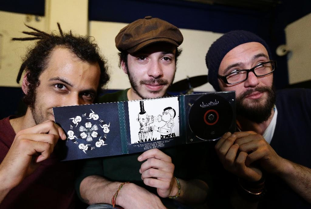 Syrian bands rock Beirut's alternative music scene