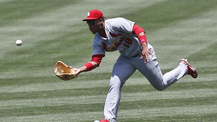 Cardinals rebound with 6-2 win against Padres
