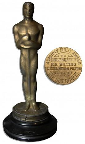 Battered And Broken Oscar Sells For More Than $100K At Auction