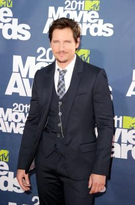 Peter Facinelli arrives at the 2011 MTV Movie Awards at Universal Studios' Gibson Amphitheatre in Universal City, Calif.,  on June 5, 2011 -- Getty Images