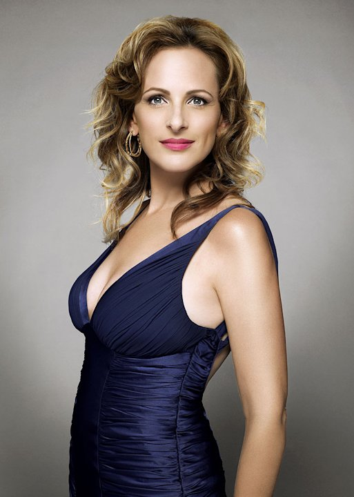 Marlee Matlin stars as Jodi in The L Word on Showtime.