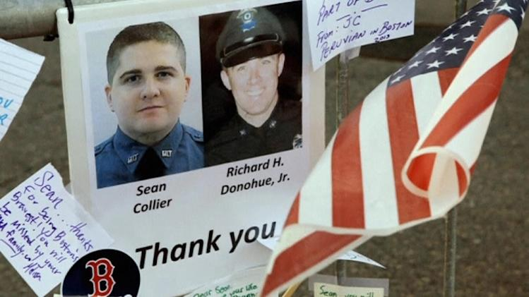 MIT marks one year anniversary since police officer's death