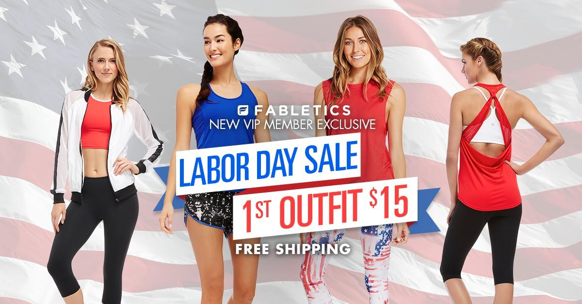 Labor Day Sale Get Your First Outfit For Only $15