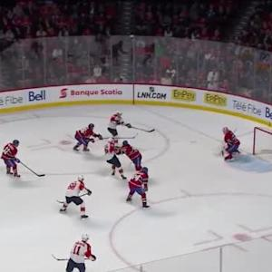 Carey Price Save on Brian Campbell (11:39/3rd)