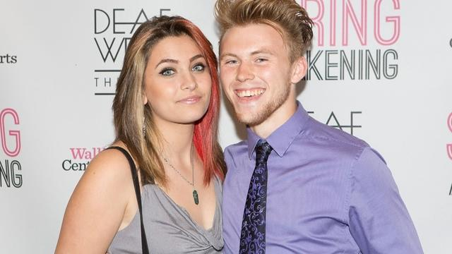 Paris Jackson Makes First Red Carpet Appearance With Boyfriend Chester Castellaw — See the Cute Photo!