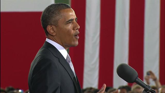 """Obama in Mexico: """"We are two equal partners"""""""