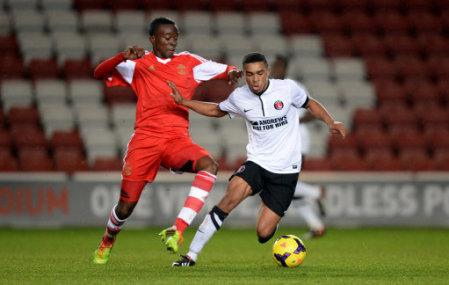 Soccer - FA Youth Cup - Fourth Round - Southampton v Charlton Athletic - St Mary's