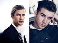 Chris & Liam to star in biopic
