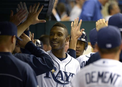 Rays hit 4 homers in 11-5 victory over Blue Jays