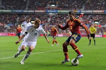 Hamstring injury rules Jordi Alba out of France-Spain clash