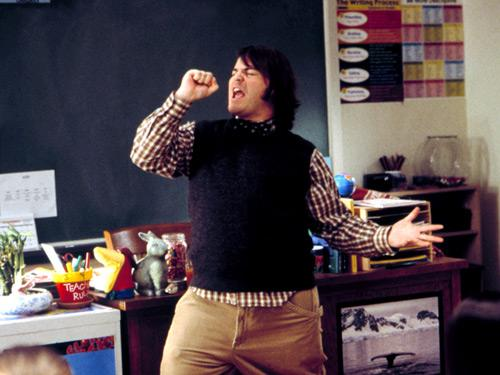 Dewey Finn, The School of Rock