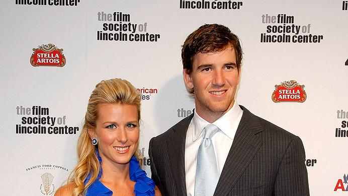 36th Film Society Of Lincoln Center's Gala Tribute 2009 Eli Manning