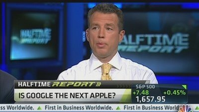 Is Google the Next Apple? Pros Debate
