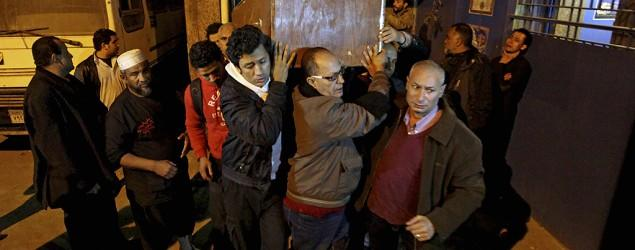 15 dead on anniversary of uprising in Egypt