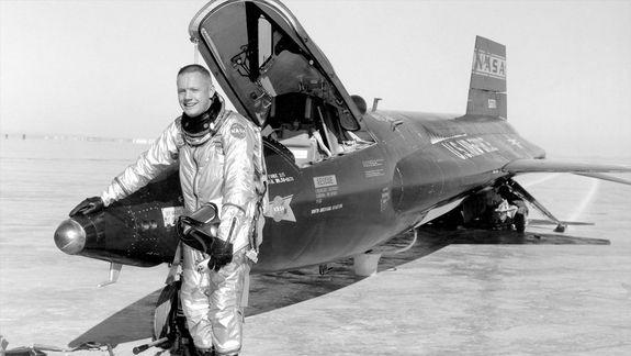 House Votes to Rename NASA Center for Neil Armstrong