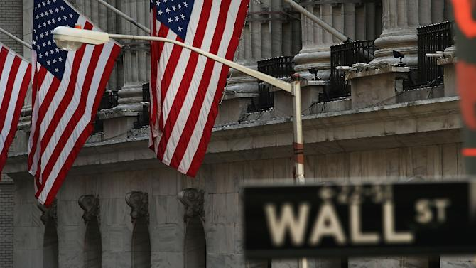 At the closing bell, the Dow Jones Industrial Average was down 82.04 points (0.45 percent) at 18,132.38