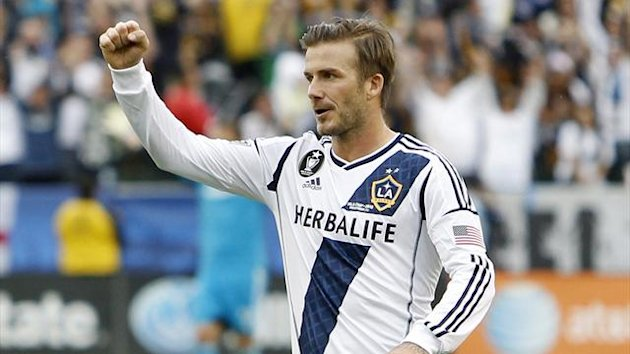 David Beckham urged to create MLS team (Reuters)
