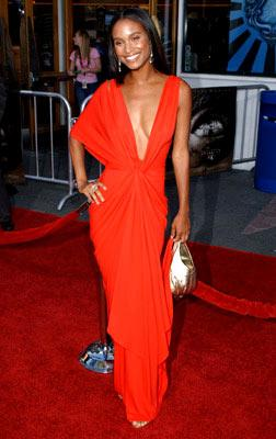 Joy Bryant at the Universal City premiere of Universal Pictures' The Skeleton Key
