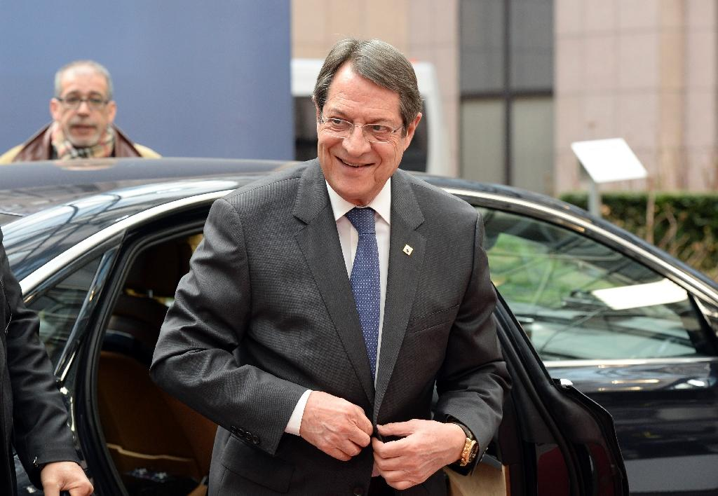 Cyprus leader calls off peace meeting after snub