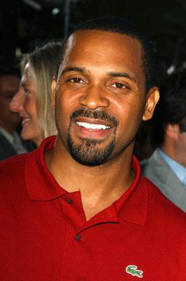 Mike Epps at the Beverly Hills premiere of Paramount Pictures' The Manchurian Candidate