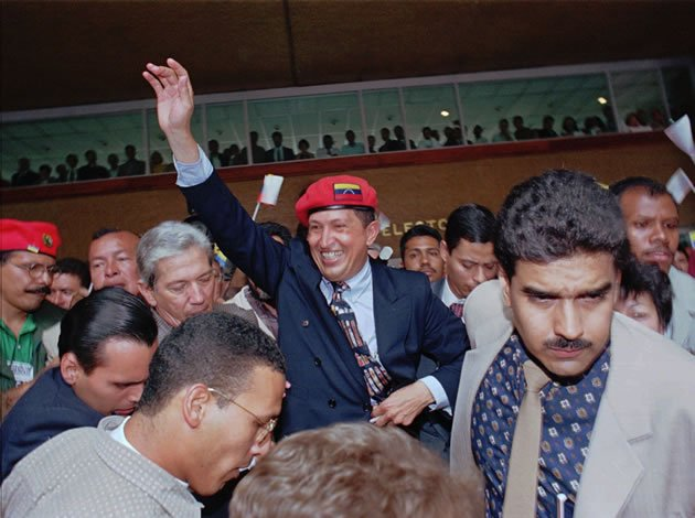 Morte - Hugo Chavez