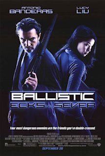 Poster of Ballistic: Ecks vs. Sever