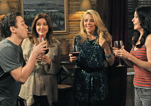 Cougar Town Season Finale First Look: Watch the Scene Everyone Will Be Talking About