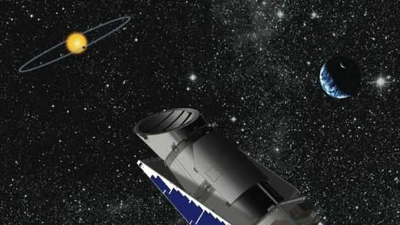 NASA's Planet-Hunting Kepler Spacecraft Faces Serious Health Problems
