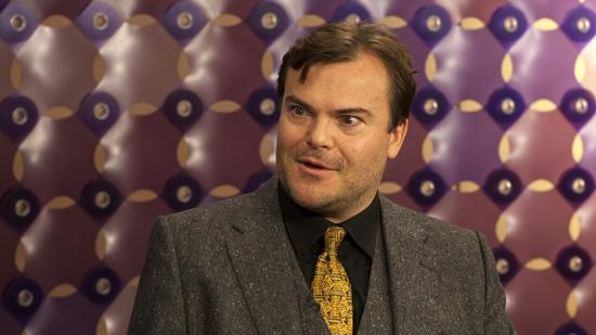 What Gives Jack Black 'Goosebumps'?