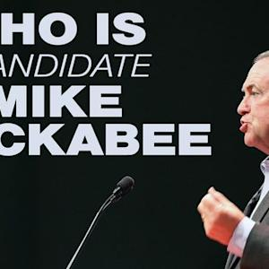 Who is presidential candidate Mike Huckabee?