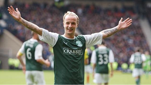 Football - Celtic will fear Griffiths - McPake