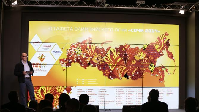IOC panel in Sochi for check on 2014 preparations
