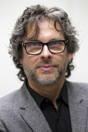 FILE-  This Monday, Dec. 6, 2010 file photo shows author Michael Chabon as he poses for a photo in New York on.  (AP Photo/Seth Wenig, FILE)