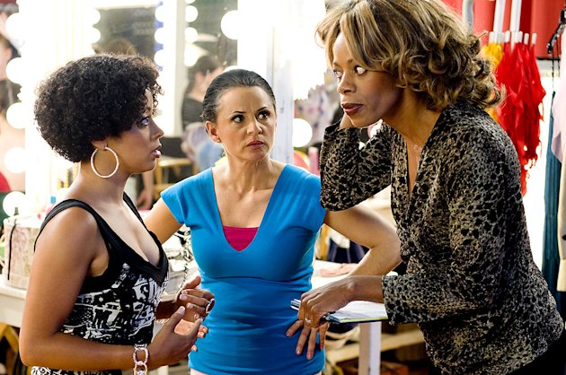 Dance Flick Paramount Pictures Production Photos 2009 Essence Atkins Kim Wayans Amy Sedaris